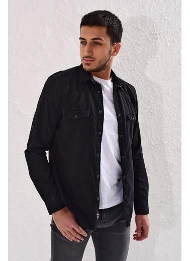 Rodi Jeans Gömlek Siyah
